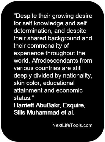 harriett abubakr, esquire and silis muhammad